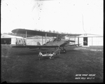 De Havilland DH-4 at South Field, Dayton-Wright Airplane Company April 27, 1918