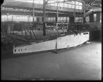 De Havilland DH-4 fuselage before packaging at the Dayton-Wright Airplane Company
