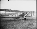 De Havilland DH-4 at the South Field Plant of the Dayton-Wright Airplane Company