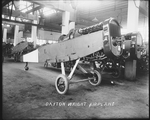 De Havilland DH-4 fuselage at Dayton-Wright Airplane Company