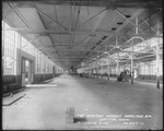 Interior view of the Dayton-Wright Airplane Company Plant 1 June 3, 1918