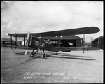 The 1001 De Havilland DH-4 airplane built by the Dayton-Wright Airplane Company August 1, 1918