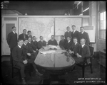 The Engineering Department of the Dayton-Wright Airplane Company April 24, 1918