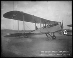 De Havilland DH-4 with a Cadillac built Liberty Engine at the Dayton-Wright Airplane Company Plant 1, July 5, 1918