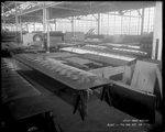 Final wing department of Plant 1 of the Dayton-Wright Airplane Company April 1, 1918