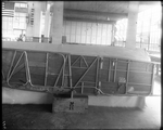 Fuselage side for the De Havilland DH-4 at the Dayton-Wright Airplane Company