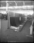 De Havilland DH-4 wings being packaged for shipment at the Dayton-Wright Airplane Company