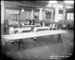 Cloth Assembly Department of the Dayton-Wright Airplane Company Plant 1