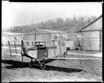 Dayton-Wright KT Cabin Cruiser at the South Field of the Dayton-Wright Airplane Company by The Dayton-Wright Airplane Company