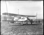 De Havilland DH-4 at the Dayton-Wright Airplane Company Plant 1