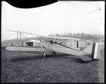 A De Havilland DH-4 at the South Field of the Dayton-Wright Airplane Company by The Dayton-Wright Airplane Company
