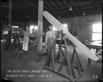 Balancing Department at Plant 2 of the Dayton-Wright Airplane Company July 18, 1918