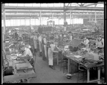 Parts production at the Dayton-Wright Airplane Company