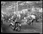 Parts production at Plant 3 of the Dayton-Wright Airplane Company
