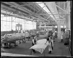 Wing assembly at the Dayton-Wright Airplane Company
