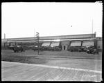 Dayton-Wright XB-1As being transported by truck at the Dayton-Wright Airplane Company July 21, 1921 by The Dayton-Wright Airplane Company
