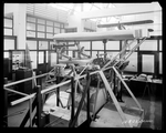 Fuselage of the Dayton-Wright XB-1A at the Dayton-Wright Airplane Company December 8, 1921 by The Dayton-Wright Airplane Company