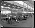 Production of the Dayton-Wright XB-1A at the Dayton-Wright Airplane Company
