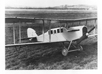 The Dayton-Wright KT Cabin Cruiser at the South Field of the Dayton-Wright Airplane Company by The Dayton-Wright Airplane Company