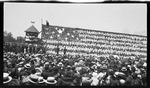 Opening presentation of the medals ceremony during the 1909 Wright Brothers Homecoming Celebration