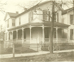 Wright home at 7 Hawthorne Street