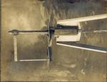 George Alexander Spratt's wind tunnel balance