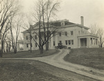 Early view of Hawthorn Hill