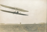 Wilbur Wright's three mile flight by Wright Brothers