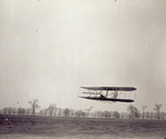 The 85th flight of the Wright 1904 Flyer by Wright Brothers