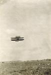 The Flyer in flight