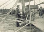 Lucas-Girardville and Wilbur Wright