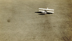 Aerial photograph of the Wright Model A Flyer