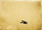 Archibald Hoxsey in flight