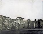 Kaiser, Kaiserin, and Orville Wright