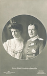 Prince Eitel Friedrich and Princess Sophie Charlotte