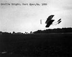 Orville Wright, Fort Myer, Va 1908