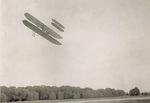 Flying at Fort Myer