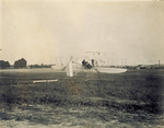 Wright 1909 Signal Corps Flyer beginning flight