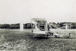 The Wright aeroplane at Fort Myer
