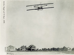 Orville Wright flying the Wright Model A Flyer at Fort Myer