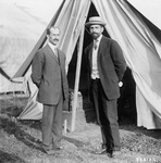Orville Wright and Augustus Post
