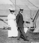 Orville Wright and Miss Hoffman