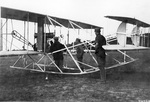 Orville Wright and the Signal Corps Flyer