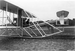 Orville Wright and Lt Frank Lahm
