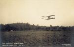 Wright Model A Flyer in flight