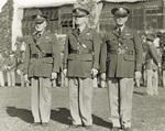 General Brett with Lt. Col Echols