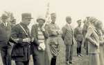 Orville Wright at Wright Field Air Maneuvers