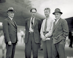 Orville Wright with Howard, Cover, and Mentzer