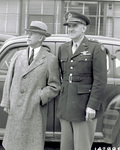 Orville Wright with Brig. Gen. Carroll by U.S. Army Air Forces
