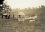 Assembling the Wright Model G Aeroboat
